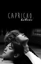 Capricho   ChanBaek by Kotodi