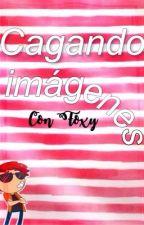 Cagando imágenes  by -ImFoxy-