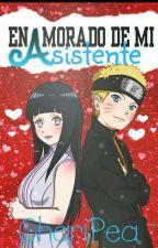 Enamorado de mi asistente #NarutoAwards by Mind_chan