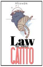Law, mi lindo gatito. by Shxuga