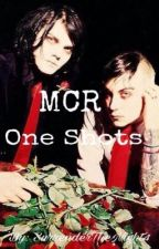 MCR Oneshots (GerardWay x Reader/FrankIero X Reader) by SurrenderTheNight4