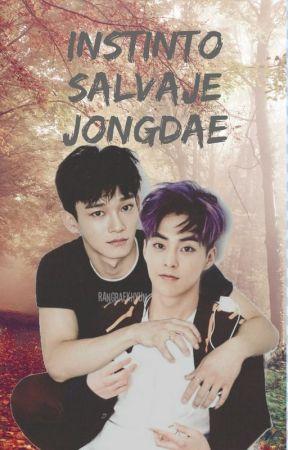 Instinto Salvaje Jongdae (ChenMin) by DoritaDeOz