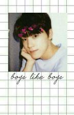 ♡ boys like boys ♡ by yifandangos
