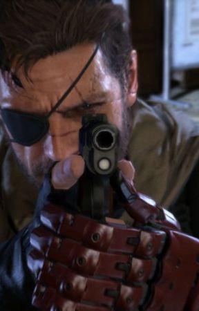 Metal Gear Solid V The Phantom Pain by NyokayaMpembe