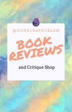 #HAP Book Reviews by HurdleAProblem