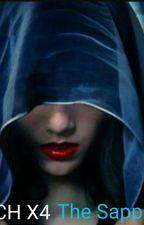 MECH X4 - The Sapphire  by elizabethtran64