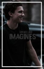 tom holland imagines  by vibrantstiles
