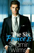 The Six Prince's : Shamir Wilms by Imladyroses