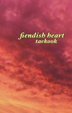 fiendish heart ⚣ kth+jjk by Jinisprettierthanyou