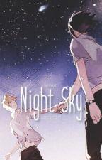 night sky - sasunaru short story by homokage