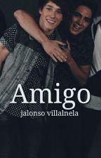 Amigo. Jalonso by josgay