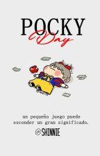 Pocky Day [ Yuuri x Yuri (Yurio) ]  by MikaShindo