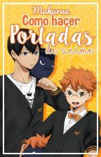 Como hacer portadas de anime by Makuraa