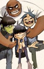 Gorillaz X Reader One-Shots by anangeltothedevil