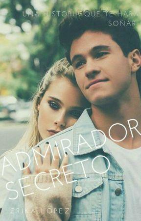Admirador Secreto by eriisuju