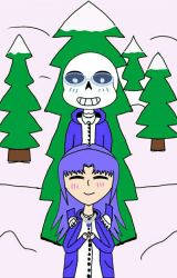 Ask Sci and Marie! by -_Marie_Skeleton_-