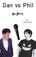 Dan vs Phil RAP BATTLE by what_dont_i_ship