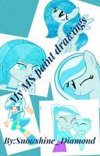 My MLP OC Creations by Snowshine_Diamond