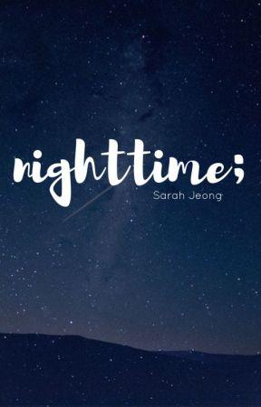 nighttime; by nightlyi