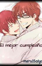 El mejor cumpleaños  by meru15aiyo