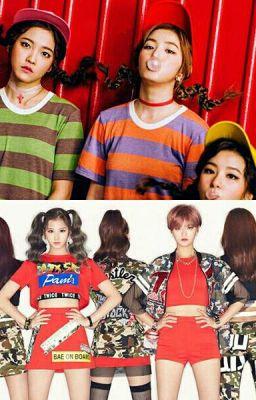 Red Velvet -- Twice