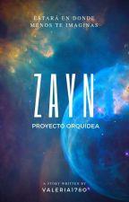 Proyecto Orquídea/ Ziam by valeria178o
