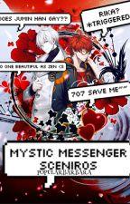 ★ Magyar! Mystic Messenger Sceniros ★ by POPULARBARBARA