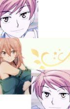 the hitachiin TRIPLETS!?!?!? (OHSHC fanfic, Kyoya x OC) by FateCanBeCruel