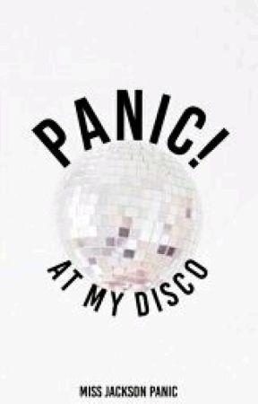 Panic At My Disco  by MissJacksonPanic