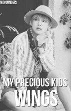 My Precious Kids : Wings by crackerjimin-