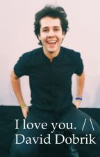 I love you. | David Dobrik by lilxxb