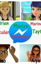 Mucize Messenger { Miraculer Tayfa} by ecotecno048