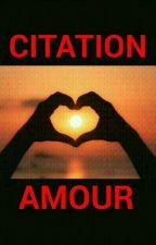Citation amour by JulietteNekfeu
