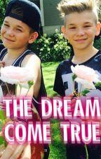 The Dream Come True by chelseaagunnarsen
