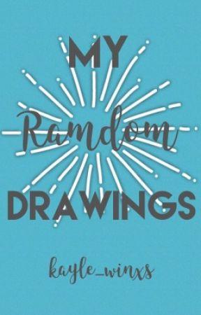My Random Drawings by kayle_winxs