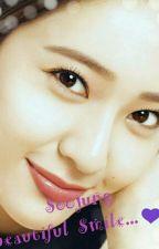 Soojung Beautiful Smile by klee_91line