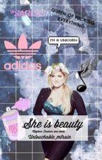 She Is Beauty - Meghan Trainor one shots by untouchable_mtrain
