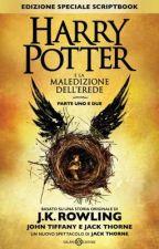Harry Potter e la maledizione dell'erede by okmargaret