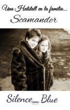 Una Hatstall en la familia... Scamander by Silence_Blue