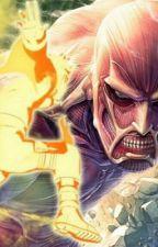 the lost one naruto x attack on Titan  by Hozukimaru