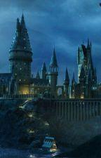 Hogwarts by Tvshigee