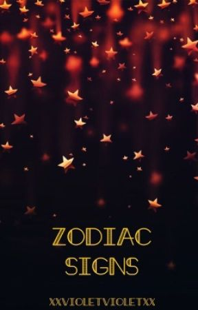 Zodiac Signs by PurplePanda_Violet
