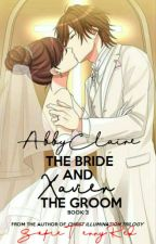 Abby Claire The Bride and Xavier The Groom by SofieTerryRed