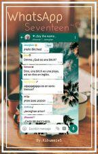 Whatsapp Seventeen~♡ by KiBummie5