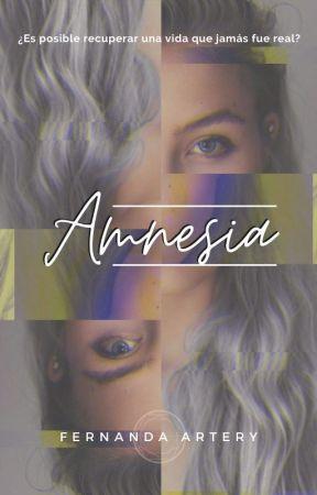 Amnesia by OzMei0698
