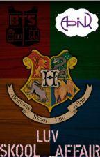 Hogwarts Skool Luv Affair [Jeon Jungkook] by Hulk_buster_11