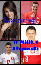 Reprezentacja || Milik || Stępiński by peszkowa