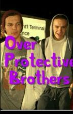 My Overprotective Brothers by zahria2005