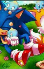 Amor sin barreras ( Sonic y Tu) by BlueTheCatAndTrishaT
