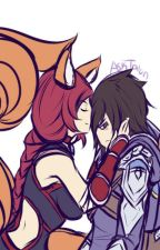 League of Legends Ahri x Talon~ by _GalaxyStar_